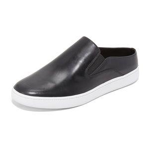 Vince Verrell Black Slide Sneakers
